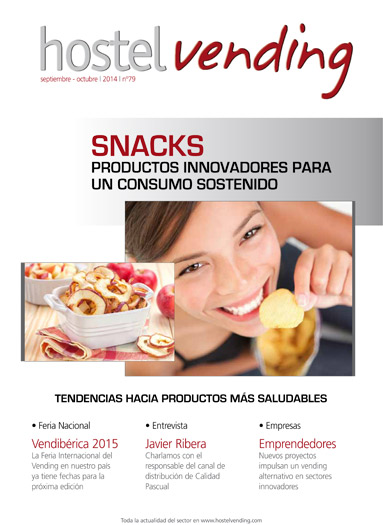 Revista Hostel Vending