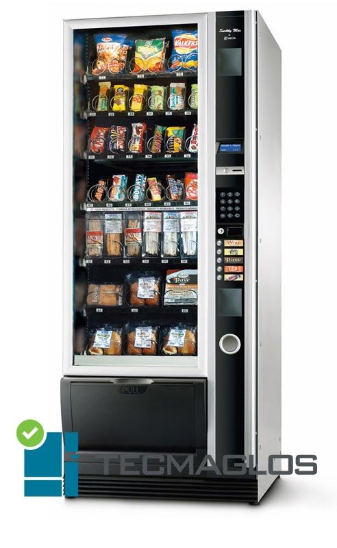 OFERTA máquina Vending nueva Snakky Max Food HE 7 NECTA