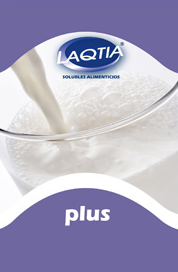 Preparado alimenticio granulado a base de leche Laqtia