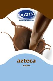 Preparado alimenticio a base de cacao Laqtia