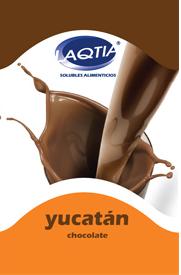 Preparado alimenticio a base de cacao en polvo Laqtia