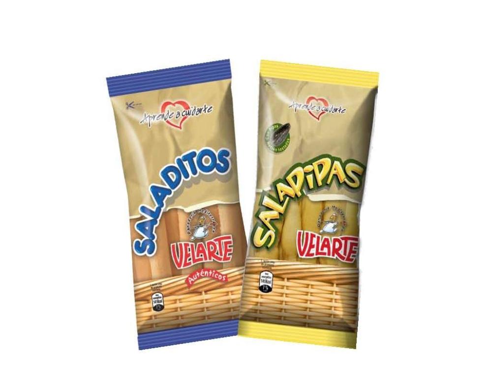 Snack horneados de VELARTE