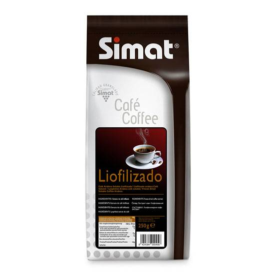 Café- Liofilizado