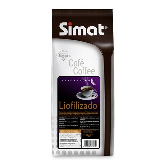 Café- Liofilizado descafeinado
