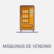 Software máquinas de vending
