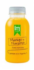 Smoothie mango y naranja