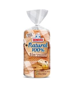 Bimbo 100% natural