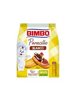 BIMBO -Panecillo Blanco
