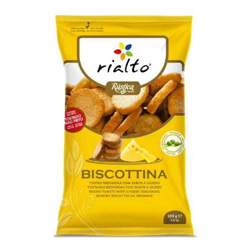 Biscottina Tostada queso
