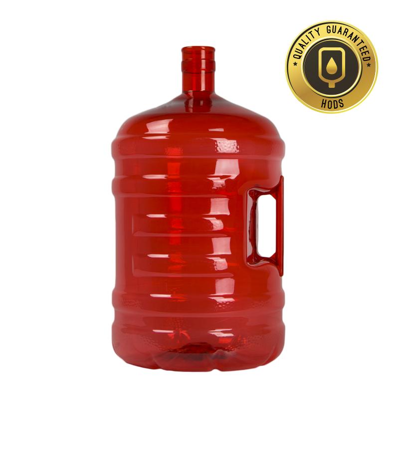Botellón PET Rojo 18.9 Litros
