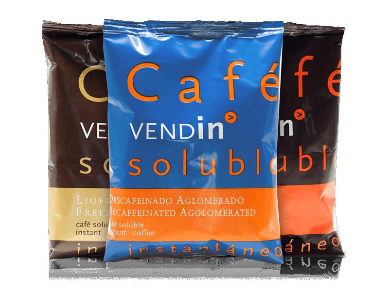 Cafés Soluble Vendin