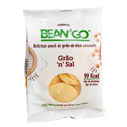 Chips de garbanzo - sal