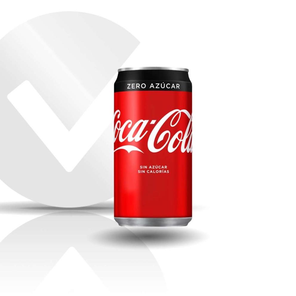 Coca-Cola Zero 33cl - (desde 0,40€/ud)