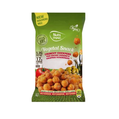 Crunchy Chickpeas - Mediterráneo