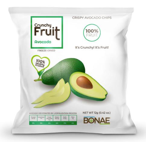 Crunchy Fruit Avocado