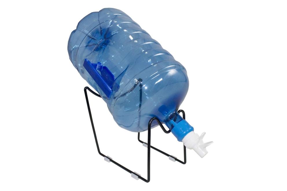 Dispensador de Agua Soporte + Grifo