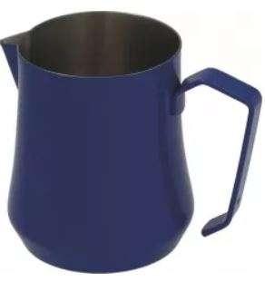 Jarra de leche Tulip azul