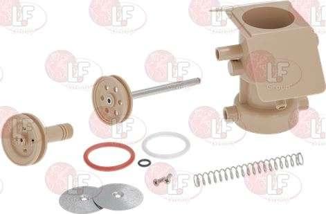 Kit de mantenimiento para máquinas de café