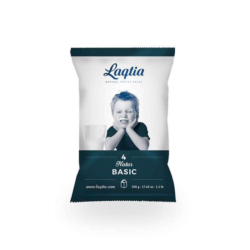 Laqtia Natur Basic 500g - (desde 1,36€/ud)