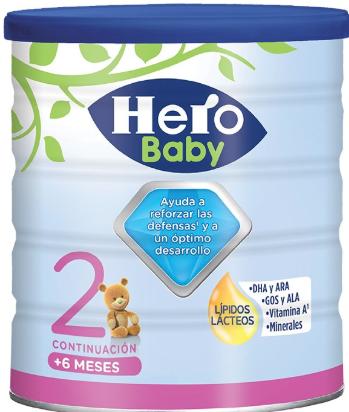 Leche Hero Baby 2