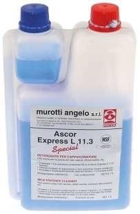 Limpiador para batidores de leche ASCOR Express L11.3