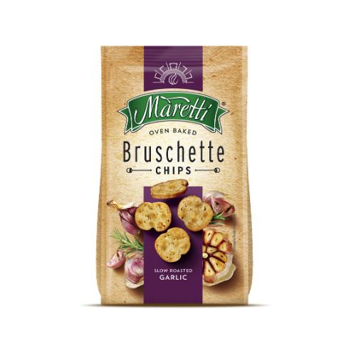 Maretti Bruschetta con ajo asado
