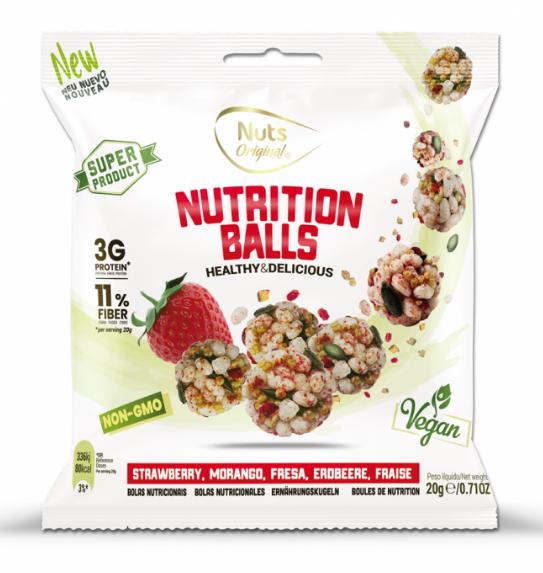 Nutrition Balls