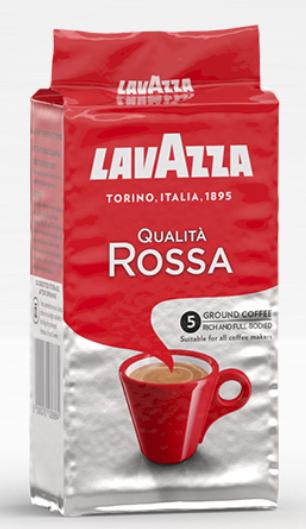 Qualita Rossa Lavazza
