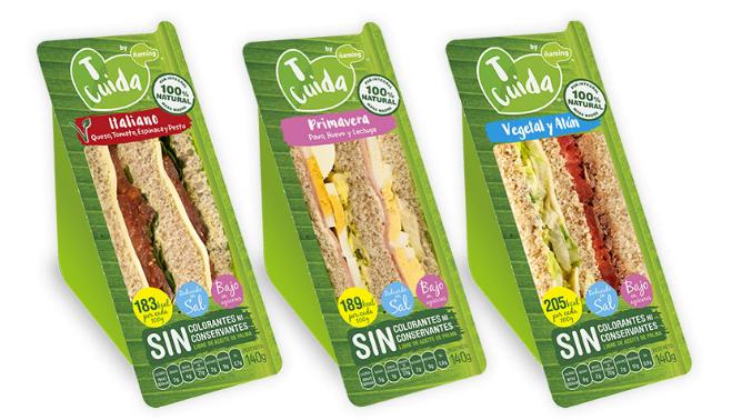 Sandwich T-cuida