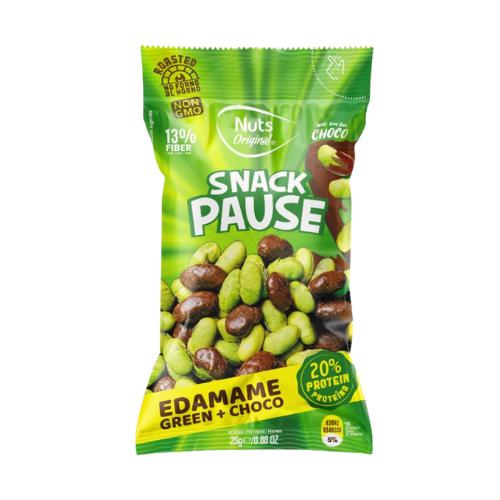 Snack Pause - Edamame + choco