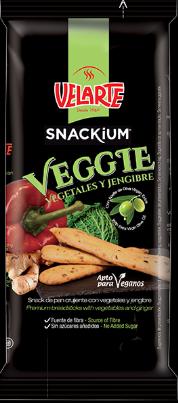 Snackium Veggie