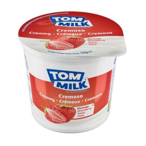 Yogur cremoso fresa
