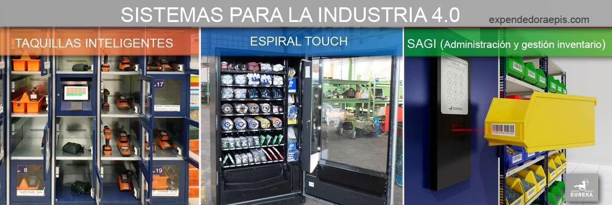 Sistemas para la Industria  4.0