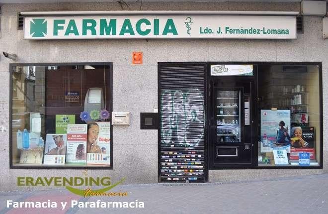 Parafarmacia y farmacia