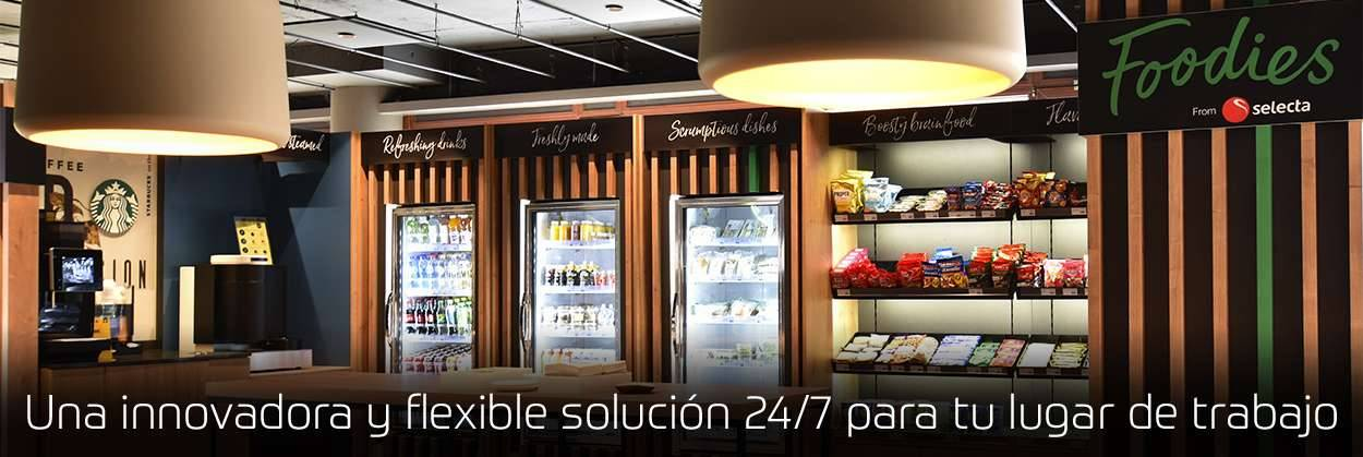 Selecta micromarkets