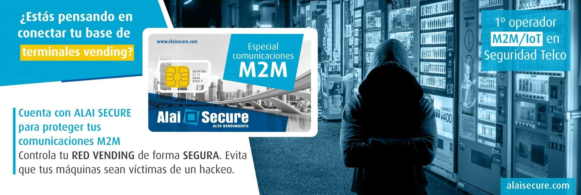 Sim Alto Rendimiento M2M Alai Secure