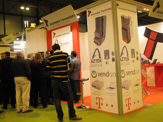 Automated transactions vendiberica 2013