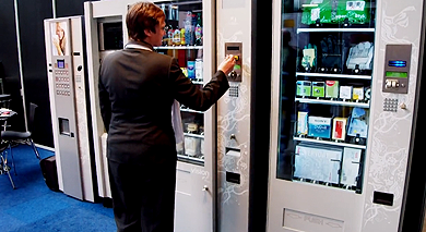 Jofemar exhibe en benelux vending sus expendedoras para for Empresas material de oficina
