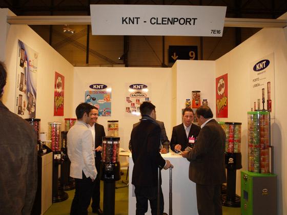 Clenport Vendiberica 2013