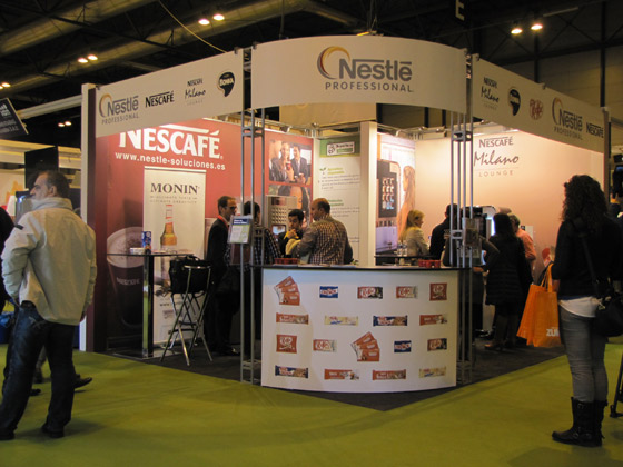 Nestlé Professional Vendiberica 2013