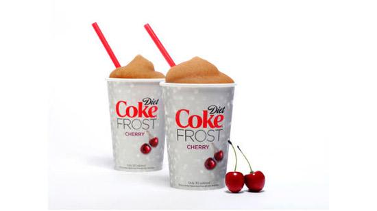Coke Diet Frost