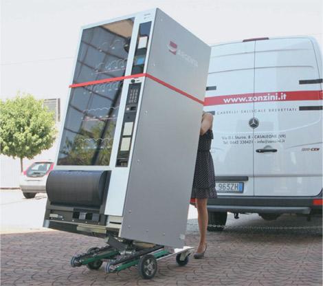 Zonzini el aliado perfecto para el transporte de las - Carretillas de transporte ...