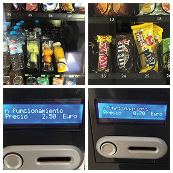 Vending saludable