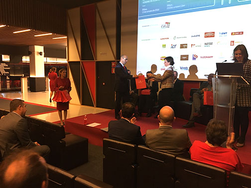 Encuentro de Profesionales del Vending de Euskadi 2016