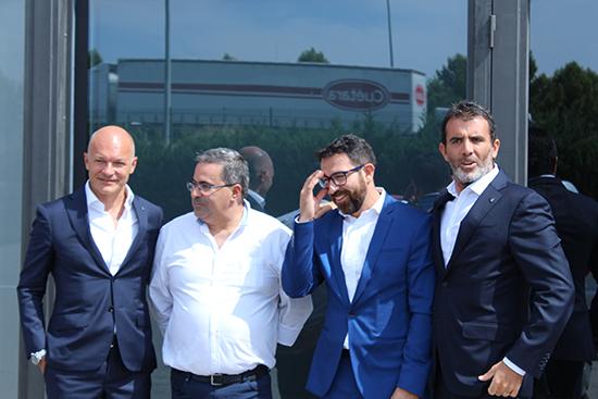 Rancilio Group inaugura instalaciones en Madrid