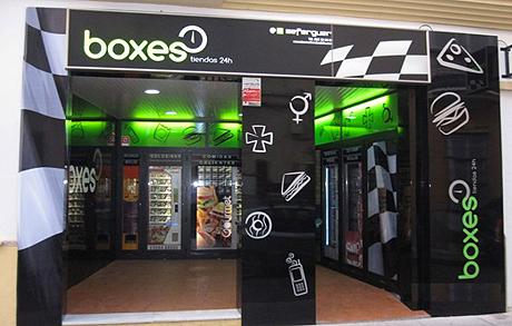 licencia express autolicencia tiendas 24 horas