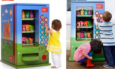 niños expendedoras ellas kitchen reino unido