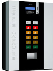 capri gm vending