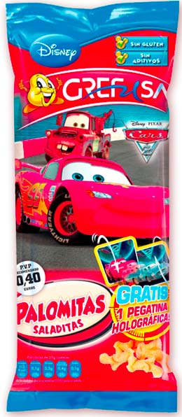 grefusa grefusitos licencia cars2