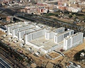 El mayor hospital de espa a licita su servicio de vending la actualidad del vending - Hospital nueva fe valencia ...